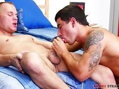 Vadim Black and Austin Andrews Raw