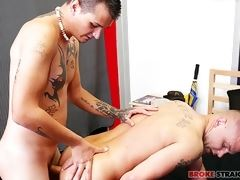 Jaxon Ryder & Austin Andrews Raw