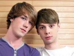 Kai Alexander and James Radford