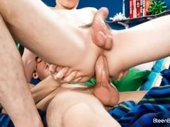 8teenBoy - Hot and Horny - Devin Lewis and Caleb Gray